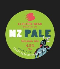Electric Bear NZ Pale