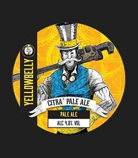 Yellowbelly Citra IPA